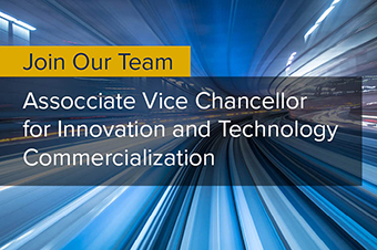 Associate Vice Chancellor for Innovation and Technology Commercialization