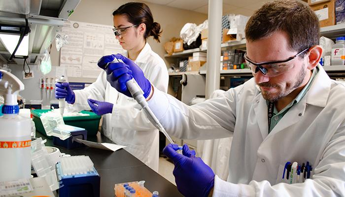 BridgeBio team work closely with investigators at UC Davis