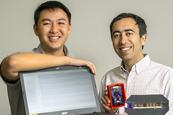UC Davis Startup Develops Monitor That Measures Baby's Blood Oxygen Saturation in the Womb